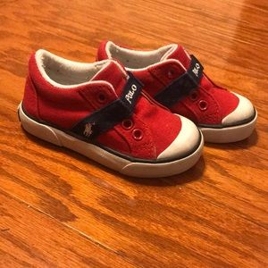 Polo by Ralph Lauren toddler sneakers